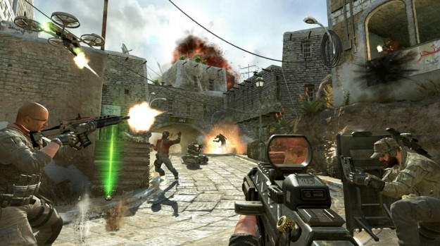 Call of Duty Black Ops 2: grafica
