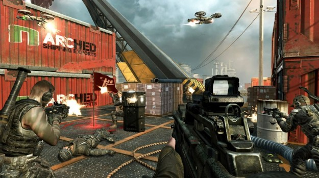 Call of Duty Black Ops 2: azione