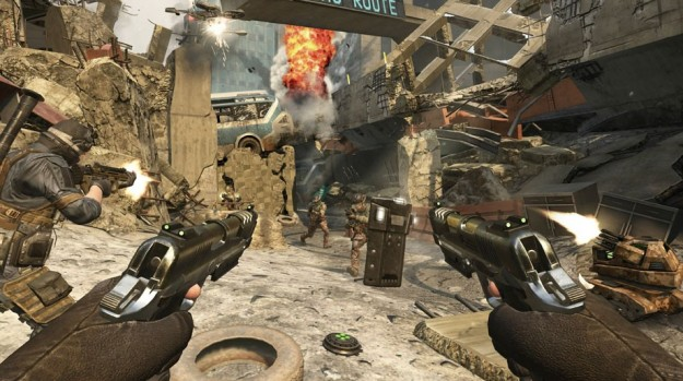 Call of Duty Black Ops 2 di Activision