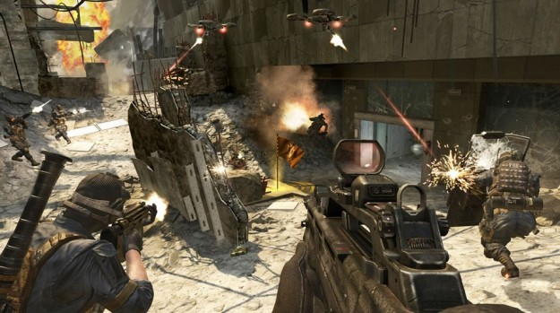 Call of Duty Black Ops 2: ambientazione