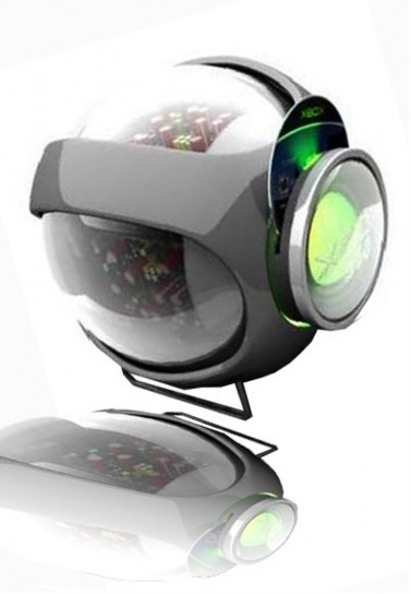 Concept molto innovativo di Xbox 720