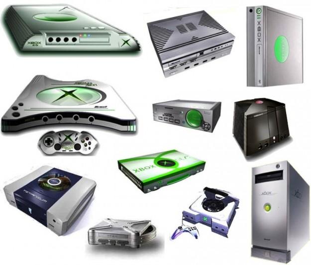 Diversi concept di Xbox 720