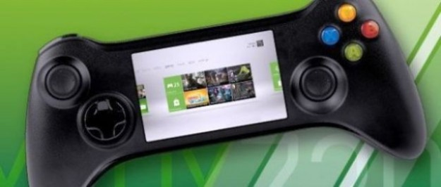 Il controller di Xbox 720 simile al Game Pad di Nintendo Wii U