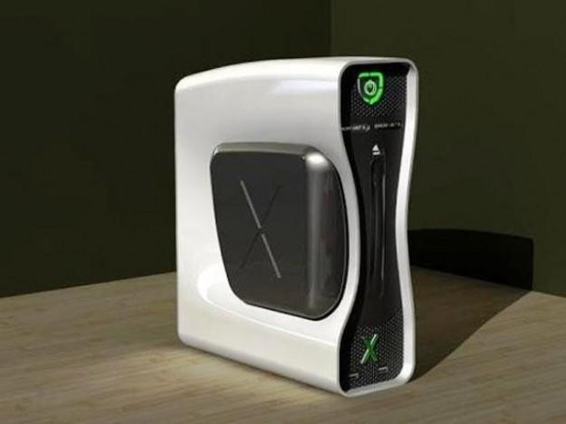 Xbox 720 potrebbe essere così