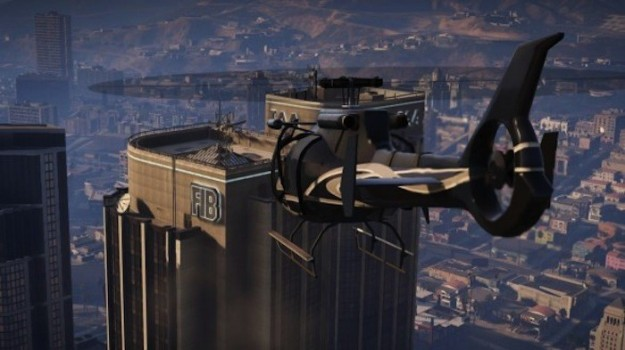 GTA 5: immagini del gioco e filmato con artwork [FOTO & VIDEO]
