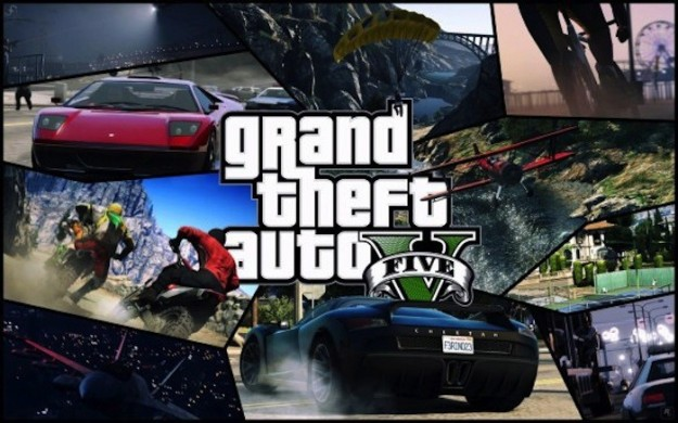 GTA 5: gioco