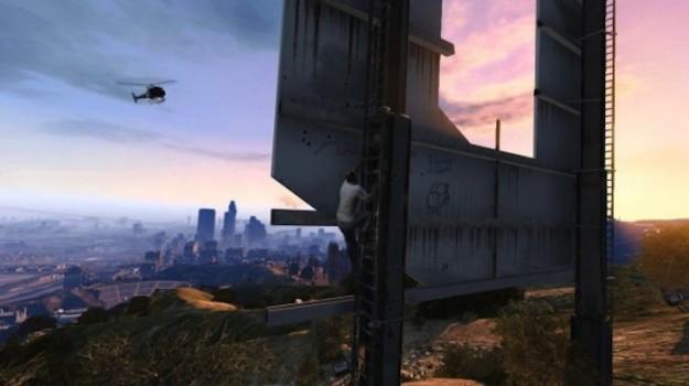 GTA 5: panorama