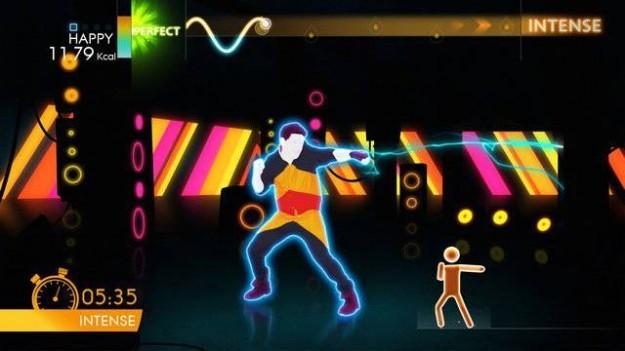 Il gioco musicale Just Dance 4