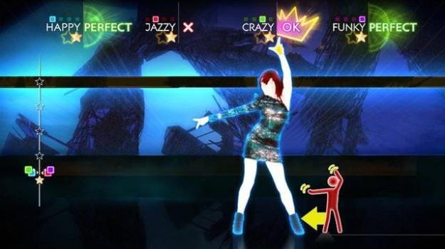 Just Dance 4 anche su Wii