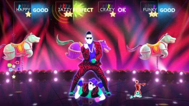 Just Dance 4: Gangnam style