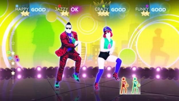 Just Dance 4: 47 brani