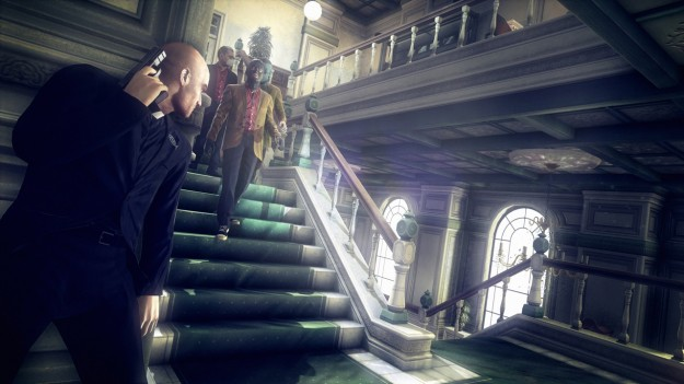 Hitman Absolution di Square Enix