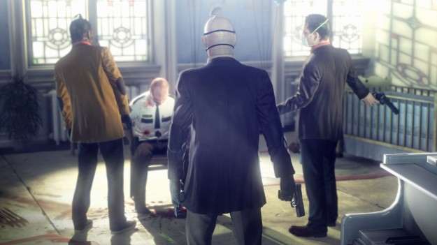 Hitman Absolution anche su Xbox 360