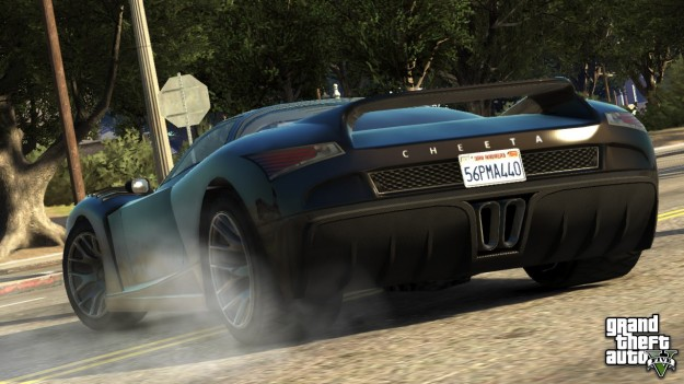 GTA 5 screenshot 12