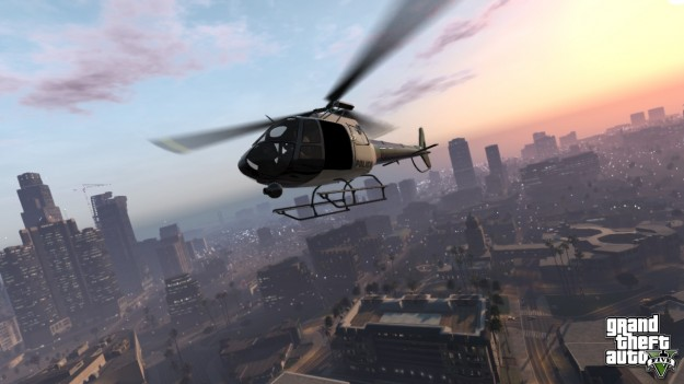 GTA 5 screenshot 14