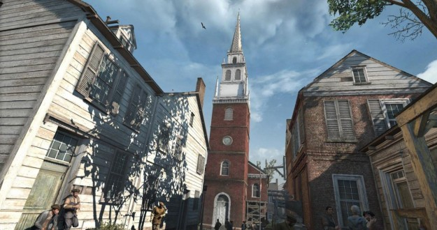 Assassin's Creed III Foto 29