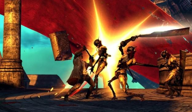Devil May Cry 5: azioni spettacolari