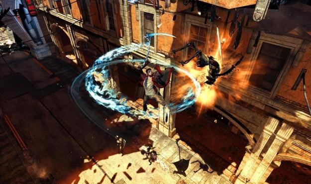 Devil May Cry 5: immagini coinvolgenti