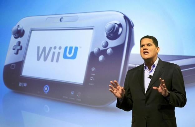 Nintendo Wii U: un momento della presentazione