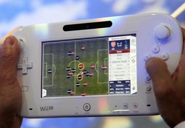 Nintendo Wii U: tasti del GamePad