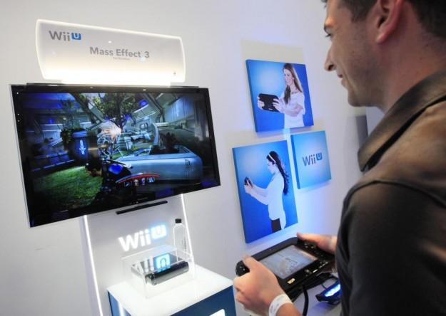 Nintendo Wii U in prova