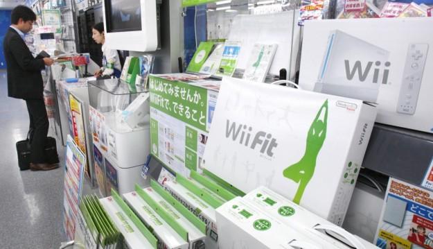 Nintendo Wii U e Wii in vendita