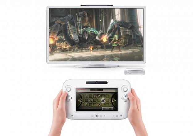 Nintendo Wii U: collegamento wireless
