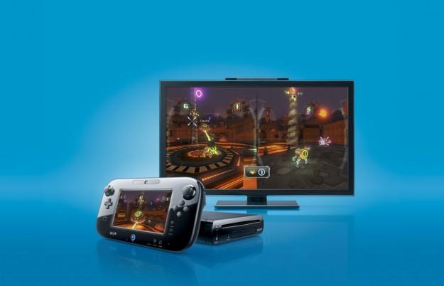 Nintendo Wii U: GamePad con telecamera frontale