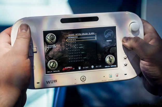 Nintendo Wii U: il controller