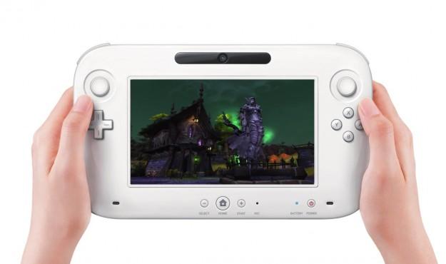 Nintendo Wii U: il controller tablet