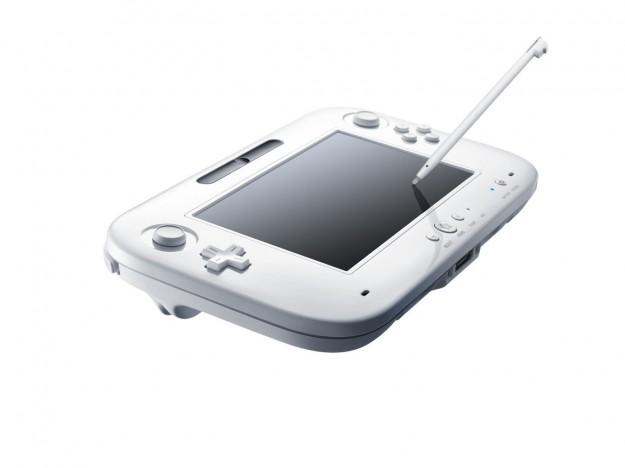 Nintendo Wii U: GamePad con batteria ricaricabile