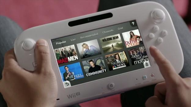 Nintendo Wii U: il GamePad