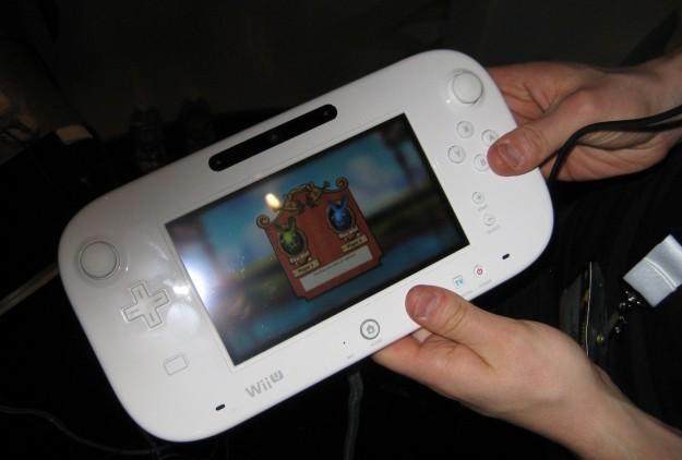 Nintendo Wii U: GamePad con Bluetooth