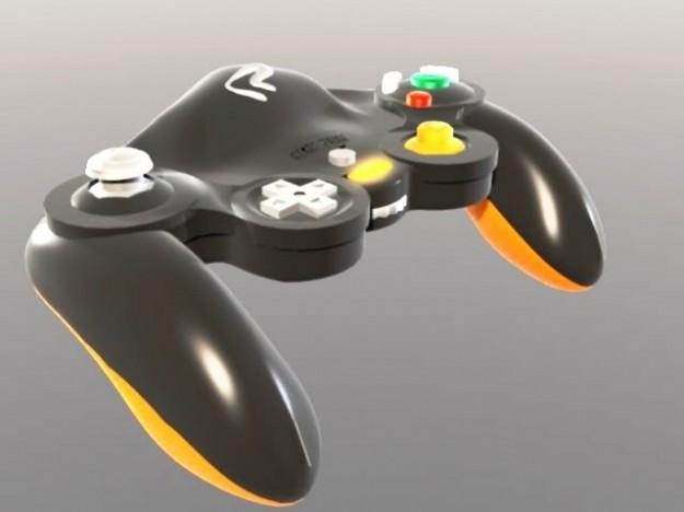 Un concept di controller di Xbox 720