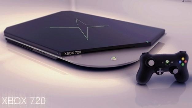 Una Xbox 720 molto sottile