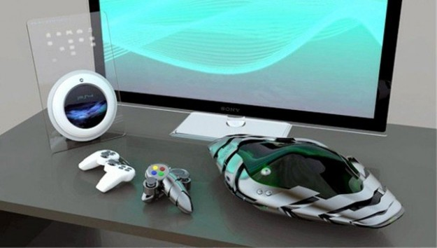 Xbox 720 assieme a PlayStation 4