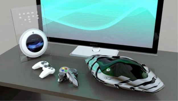 Xbox 720 assieme a PlayStation 4