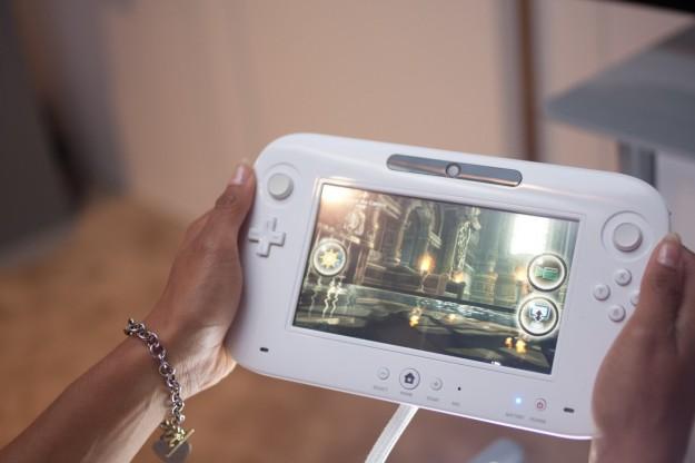 Nintendo Wii U: demo di Zelda