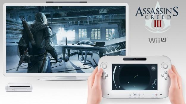 Nintendo Wii U: Assassin's Creed 3