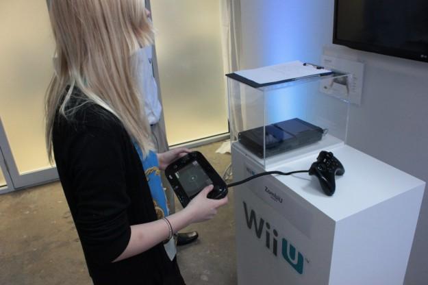Nintendo Wii U: fase di test