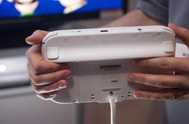 Nintendo Wii U: retro del GamePad