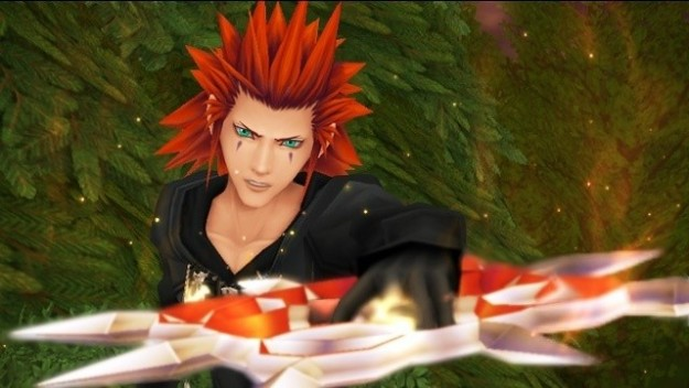 Axel protagonista di Kingdom Hearts 358 2 Days