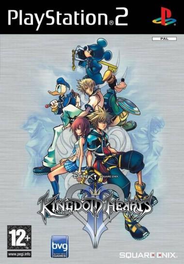 Cover di Kingdom Hearts 2