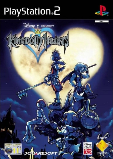 Cover di Kingdom Hearts