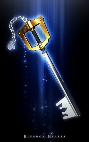 Il keyblade arma gigante di Kingdom Hearts