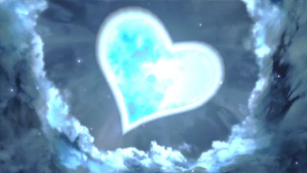 Kingdom Hearts porta dei cuori