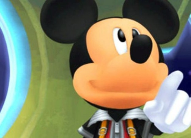 Re Topolino protagonista di Kingdom Hearts