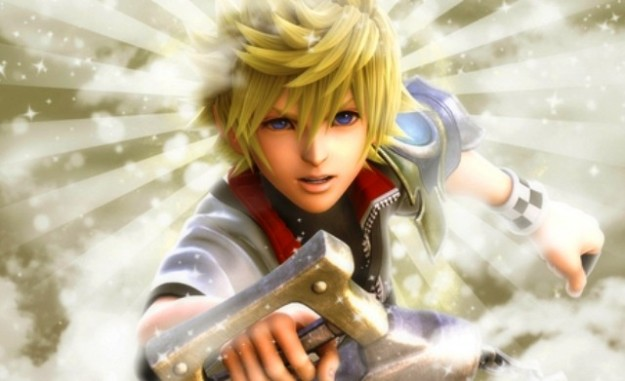 Ventus di Kingdom Hearts Birth By Sleep