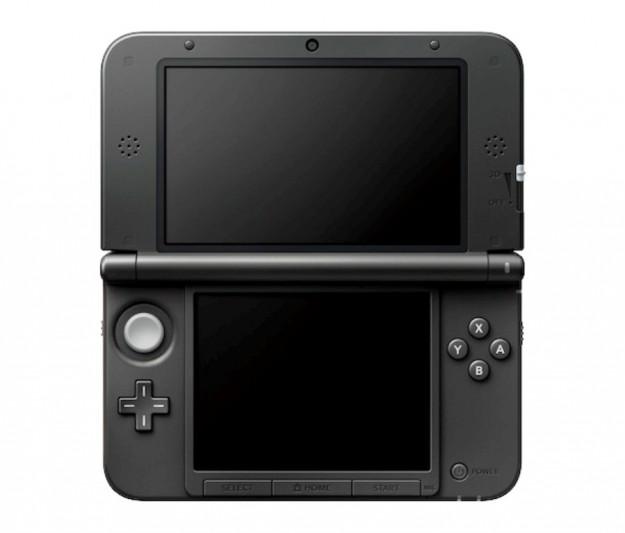 La forma di Nintendo 3DS XL