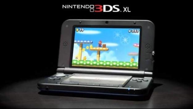 Nintendo 3DS XL nuovo